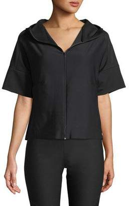 Natori Power Fit Short-Sleeve Jacket