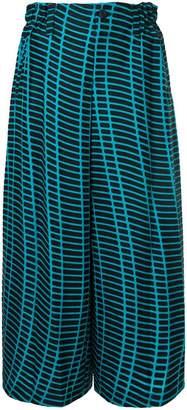 Issey Miyake palazzo trousers