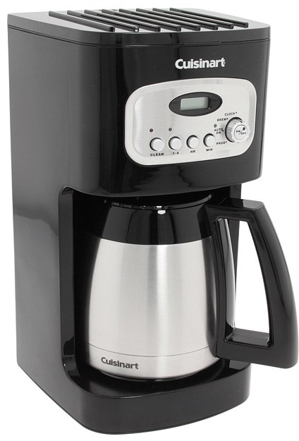Cuisinart DCC-1150BK 10-Cup Programmable Thermal Coffee maker