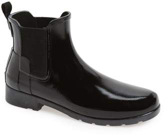 Hunter Refined Chelsea Waterproof Rain Boot