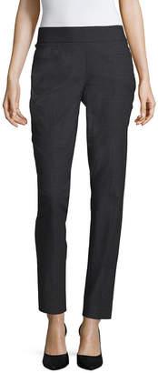 Liz Claiborne Classic Fit Secretly Slender Pull-On Pants