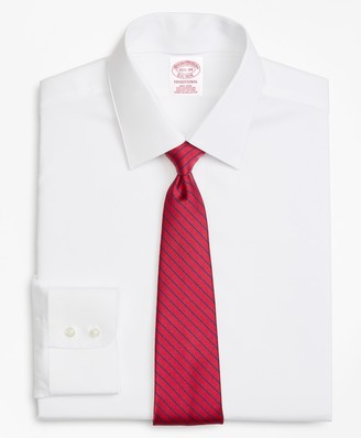 Brooks Brothers Traditional Fit Limited-Edition Non-Iron Interchangeable-Collar Shirt