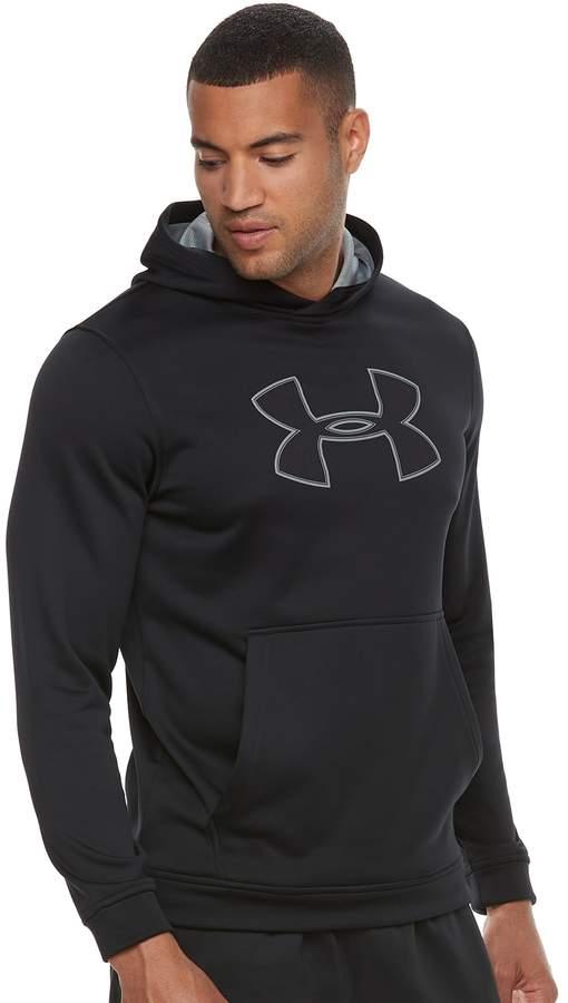 Men's Under Armour Performance Fleece Logo Hoodie