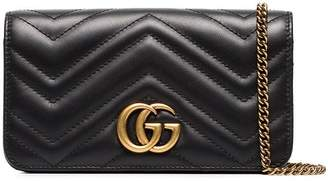 Gucci quilted leather cross-body bag