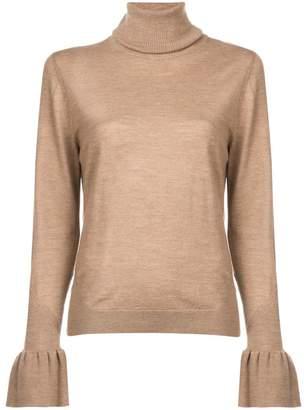 Veronica Beard roll neck sweater