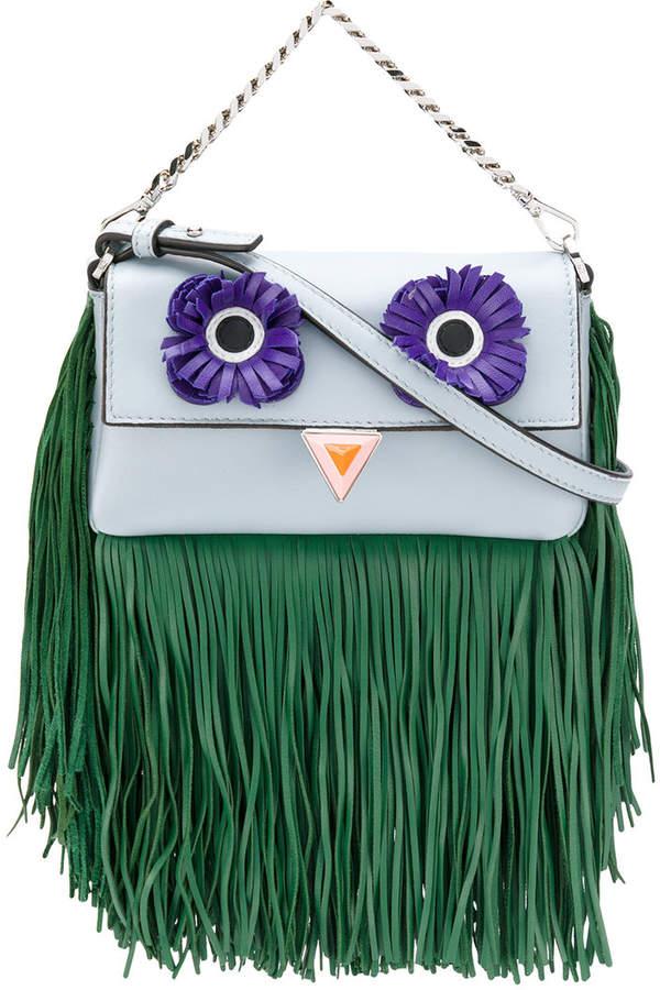 Fendi embellished Baguette handbag