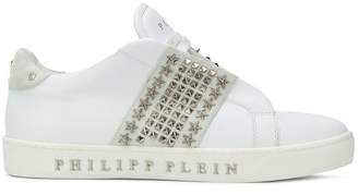 Philipp Plein stud detail sneakers