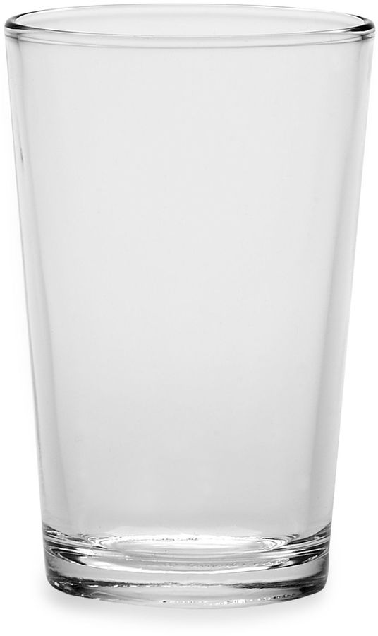 Bormioli Cana Lisa 6-Ounce Juice Glass (Set of 6)