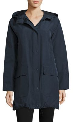 Barbour Hooded Bedale Jacket $429 thestylecure.com