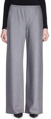 The Row Gala Wool Wide-Leg Pants