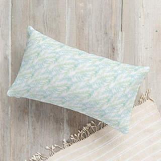 Watercolor Branches Self-Launch Lumbar Pillows