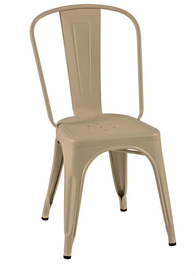 Tolix - A Chair Outdoor, muskat matt