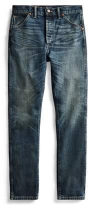 Ralph Lauren Somerset Straight Stretch Jean