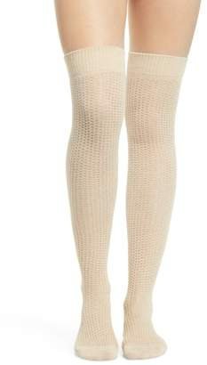 Treasure & Bond Chunky Knit Over the Knee Socks