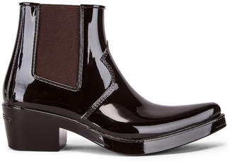Calvin Klein Carol Boot in Brown | FWRD