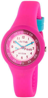 NEW Cactus Watches Time Trainer Pink