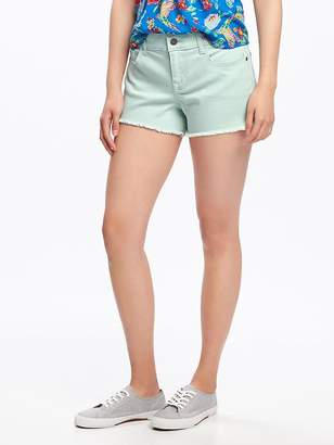 "Boyfriend Cutoffs for Women (3"") $24.94 thestylecure.com"
