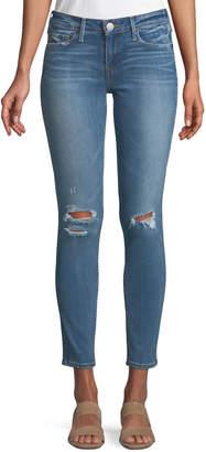 True Religion Hallie Skinny Mid-Rise Jeans