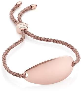 Monica Vinader Nura Toggle Friendship Bracelet