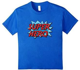 Pow! Zap! Bang! Funny Super Hero Halloween Costume Shirt