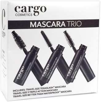 CARGO Mascara Trio, 3 Count