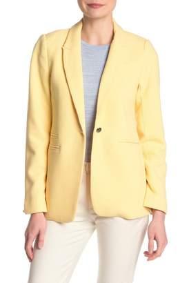 Philosophy di Lorenzo Serafini Front Button Blazer