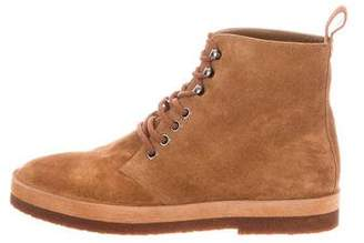 Jenni Kayne Suede Ankle Boots