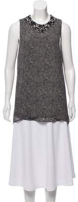 3.1 Phillip Lim Sleeveless Beaded Tunic