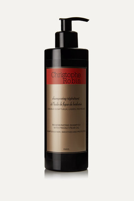 Christophe Robin Regenerating Shampoo With Prickly Pear Oil, 400ml - Colorless