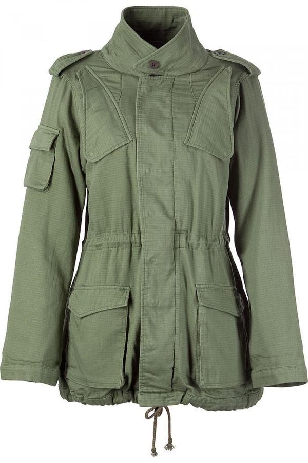 Twenty8twelve Army Cotton Jacket