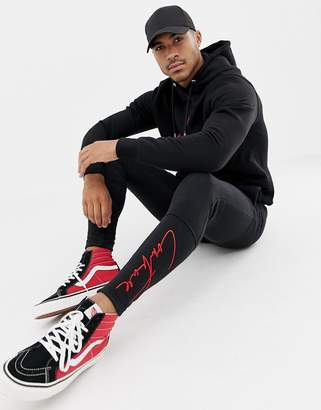 Club Skinny The Couture joggers with signature logo