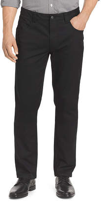 Van Heusen Slim Fit Stretch 5-Pocket Traveler Pant