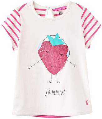 Joules Pixie Screen Printed T-shirt