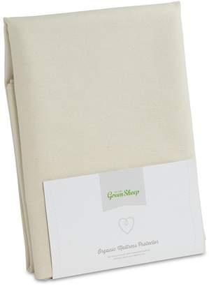 The Little Green Sheep Organic Waterproof Junior Mattress Protector (90x190cm - 90x200cm)