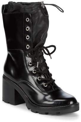 Sigerson Morrison Women's Gladys Drawstring Block Boots