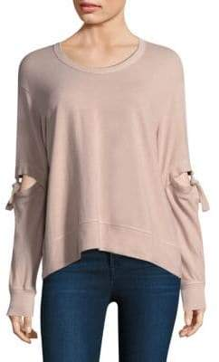 Wilt Slouchy Cotton Sweatshirt