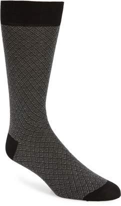 Pantherella Classic Jacquard Socks