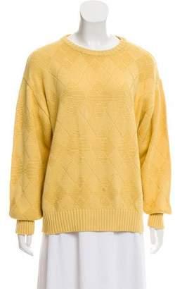 Gucci Long Sleeve Knit Sweater