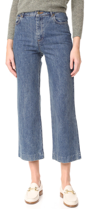 A.P.C. Sailor Jeans $235 thestylecure.com