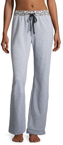 CosabellaCosabella Sterling Knit Lounge Pants, Heather Gray