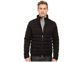 Save the Duck Solid Stretch Puffer Jacket