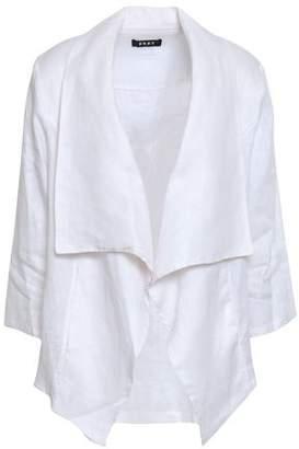 DKNY Linen Cardigan