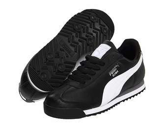 b8888eb06410 Puma Mens Roma Basic Shoe