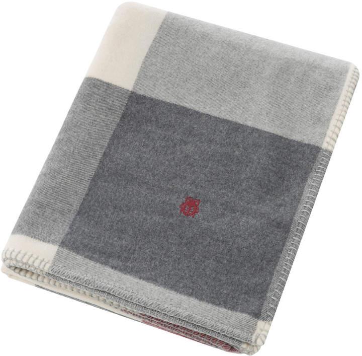 Zoeppritz since 1828 - Cube Blanket - 130x190cm - Cherry