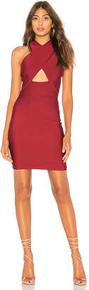 by the way. Rochelle Cut Out Bandage Dress