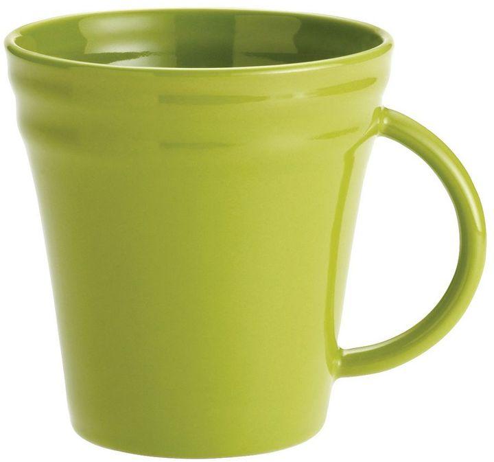 Rachael Ray double ridge green 4-pc. mug set