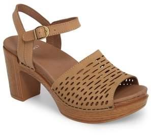 Dansko Denita Block Heel Sandal