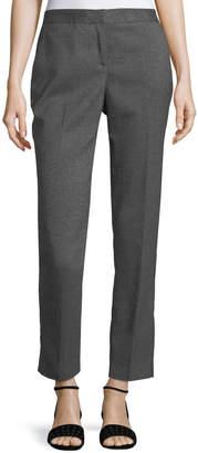 Vince Camuto Tweed Skinny Ankle Pants