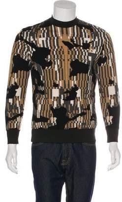 Givenchy Geometric Patterned Sweatshirt