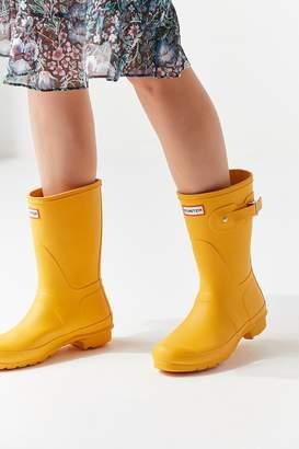 Hunter Short Matte Rain Boot